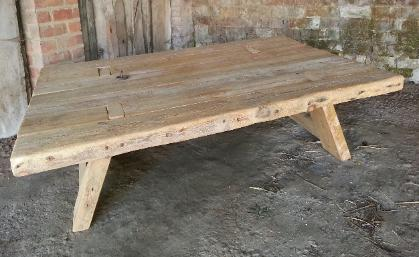 Ancient Timber Coffee table